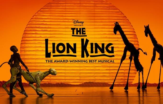 The Lion King at Minskoff Theatre